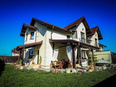 Vila Duplex Mogosoaia - Proiect Deosebit - Mobilata Utilata